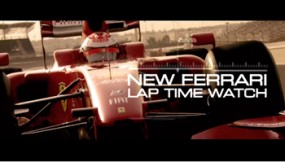 Ferrari – Lap time watch